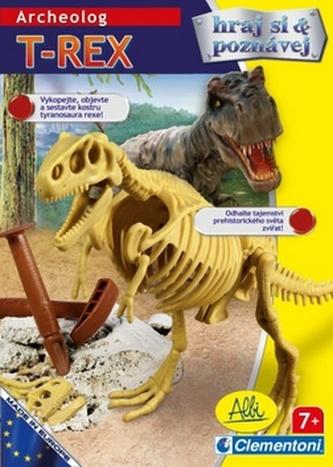 Archeolog T-Rex Minisada