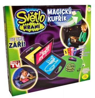 Světlohraní Magický kufřík