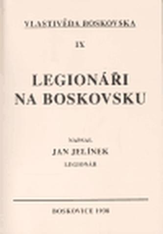 Legionáři na Boskovsku