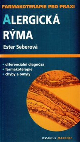 Alergická rýma - Ester Seberová