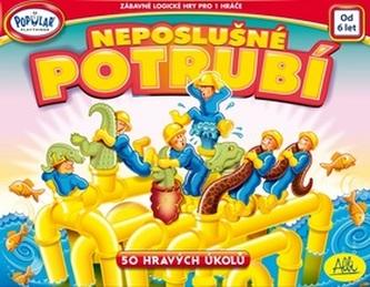 Popular Neposlušné potrubí