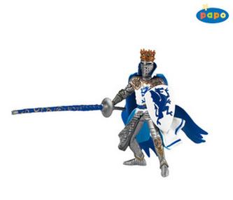 Dračí král modrý