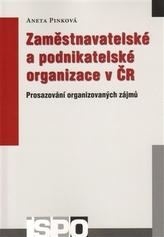 Zaměstnavatelské a podnikatelské organizace v ČR
