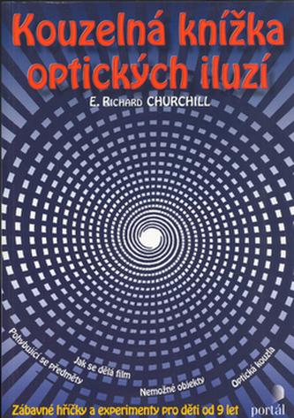 Kouzelná knížka optick. iluzí