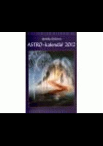 Astro-kalendář 2012 - Jarmila Gričová
