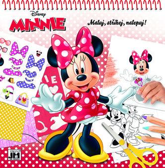 Maluj, stříhej, nalepuj Minnie