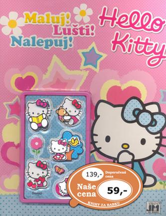 Maluj! Lušti! Nalepuj! Hello Kitty