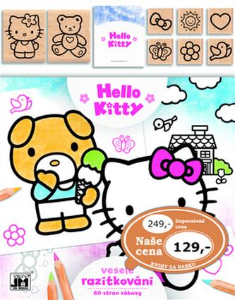 Veselé razítkování Hello Kitty