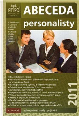 Abeceda personalisty