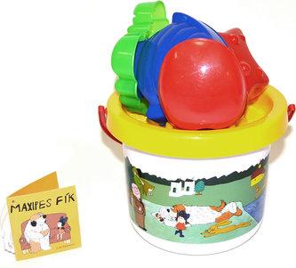 Maxipes Fík - Set na písek - velký