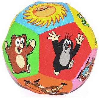 Krtek - Textilní míč 5020