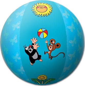 Krtek - Nafukovací balon modrý 61 cm