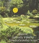 Slavné zahrady a parky Středočeského kraje