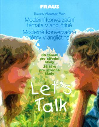 Moderní konverzační témata v angličtině
