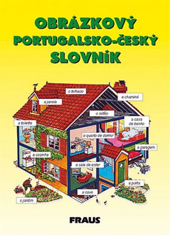 Obrázkový portugalsko-český slovník