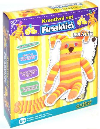 Kreativní set Fusaklíci - Králík