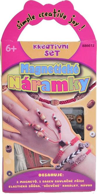 Kreativní set - Magnetické náramky