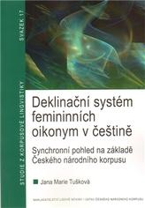 Deklinační systém femininních oikonym v češtině