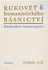 Rukověť humanistického básnictví 6.