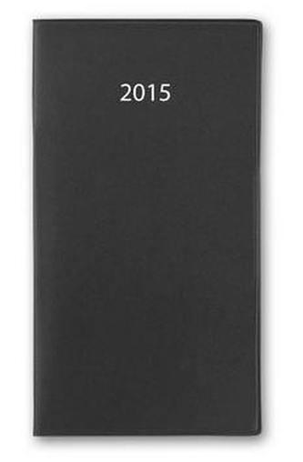 Diář VEGA 06 PVC měsíční 2015