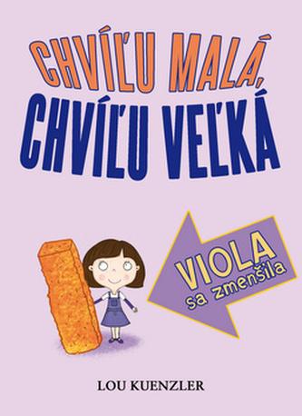 Viola sa zmenšila