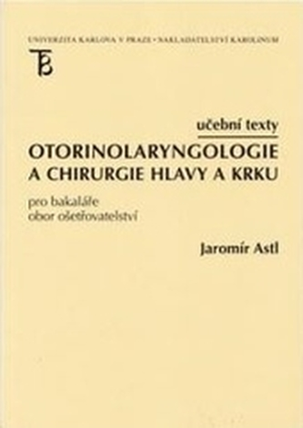 Otorinolaryngologie a chirurgie hlavy a krku