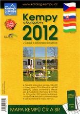 Kempy a bungalovy v ČR a SR 2012