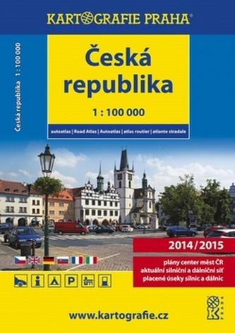 Česká republika 1:100 000