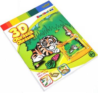 Kreativní set - 3D obrázek