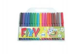 Fixy - 18 ks - neuveden