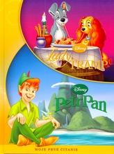 Lady a Tramp Peter Pan