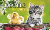 Přátelé - stolní kalendář 2015