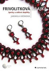 Frivolitková krajka - šperky a oděvní doplňky