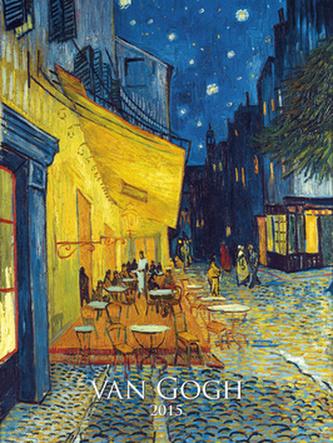 Vincent van Gogh - nástěnný kalendář 2015