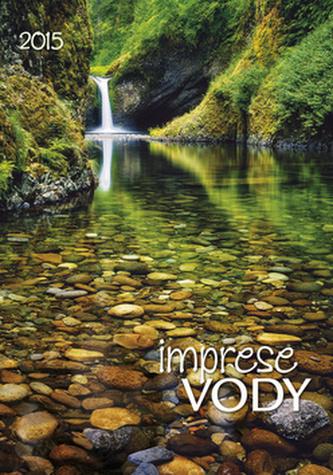 Imprese vody - nástěnný kalendář 2015