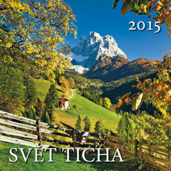 Svět ticha - nástěnný kalendář 2015