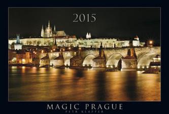 Magic Prague - nástěnný kalendář 2015