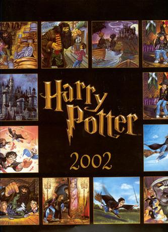 Harry Potter kalendář 2002