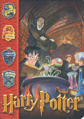 Harry Potter sešit A5