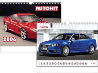 Autohit 2006 - nástěnný kalendář