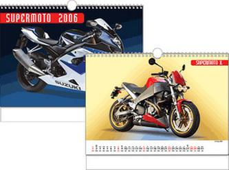 Super Moto 2006 - nástěnný kalendář