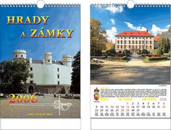 Hrady a zámky 2006 - nástěnný kalendář