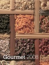 Gourmet 2008 - nástěnný kalendář