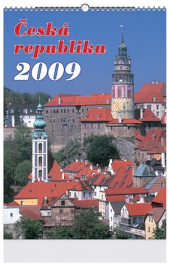 Česká republika 2009 - nástěnný kalendář