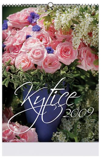 Kytice 2009 - nástěnný kalendář