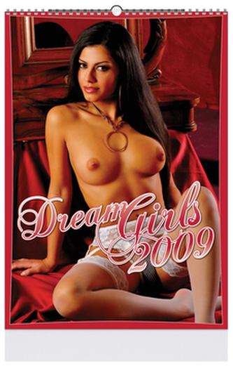 Girls 2009 - nástěnný kalendář