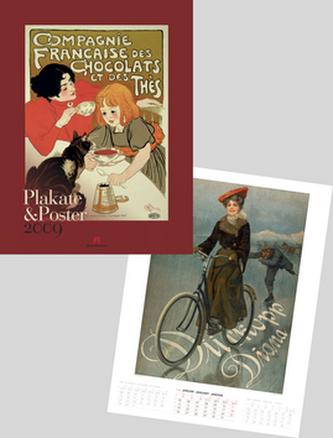 Plakáty 2009 - nástěnný kalendář