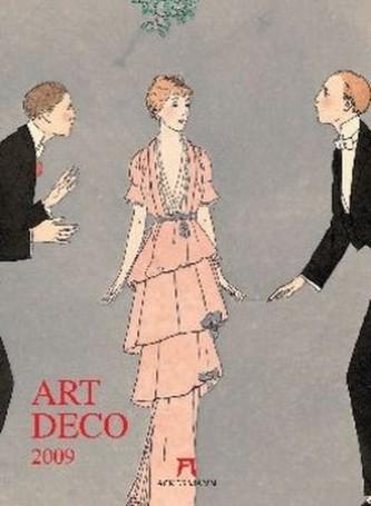 Art Deco 2009 - nástěnný kalendář