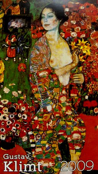 Gustav Klimt 2009 - nástěnný kalendář