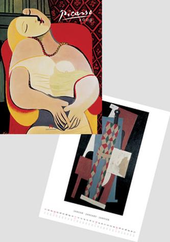 Pablo Picasso 2009 - nástěnný kalendář